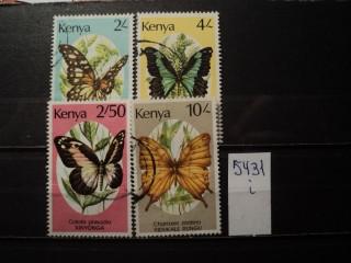 Кения фотография марки